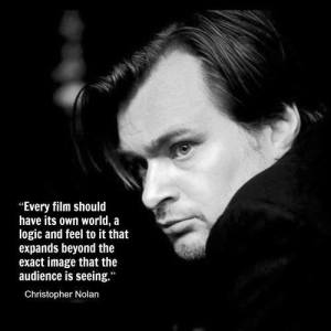 !Christopher Nolan says